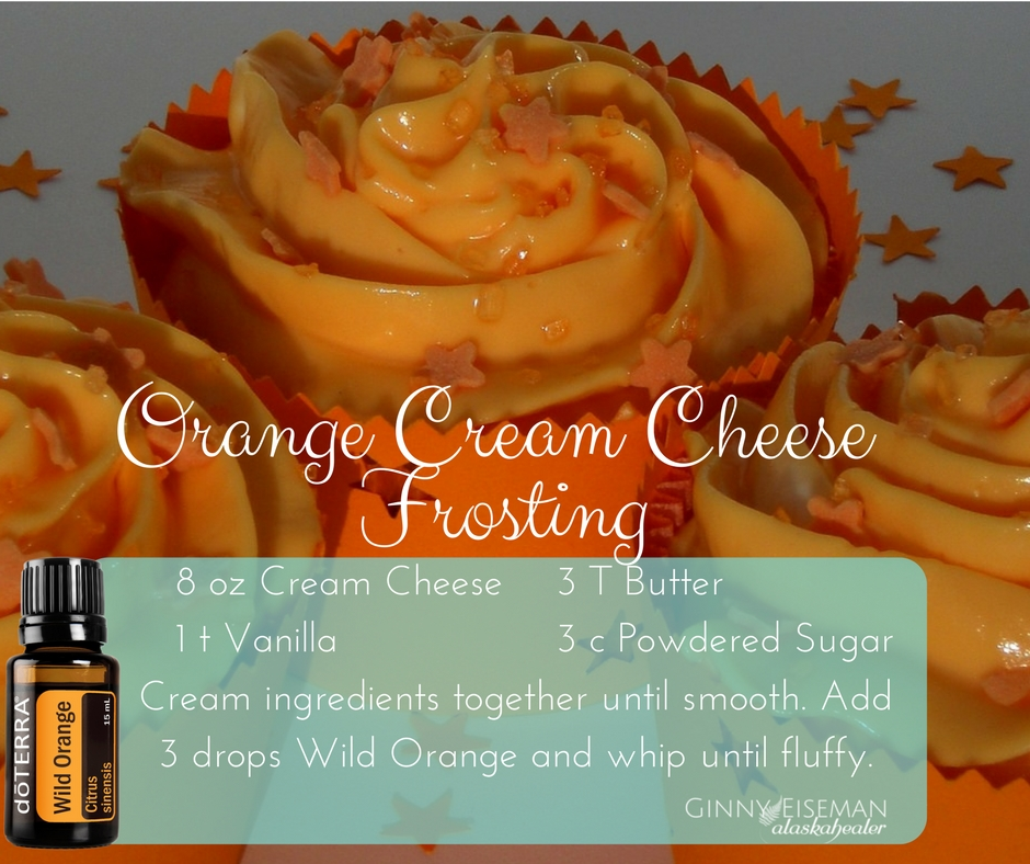 Orange Cream Cheese Frosting alaskahealer.com