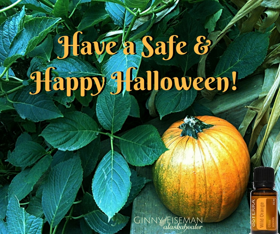 Have a Safe & Happy Halloween! alaskahealer.com